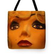 Marilyn Mannequin Tote Bag