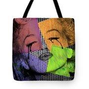 Marilyn Tote Bag