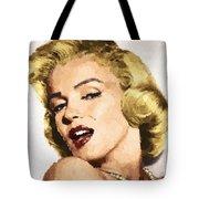 Marilyn Monroe 08 Tote Bag