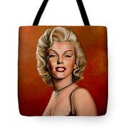 Marilyn Monroe 6 Tote Bag