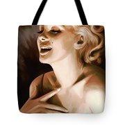 Marilyn Monroe Artwork 1 Tote Bag