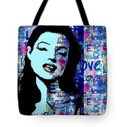 Marilyn Monroe. Loved Lost . Loved Again 2 Tote Bag