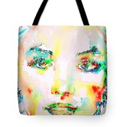 Marilyn Monroe Portrait.5 Tote Bag