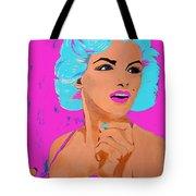 Marilyn Monroe Undisputed Beauty Tote Bag