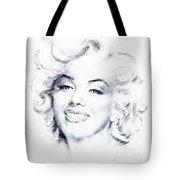 Marilyn 1 Tote Bag