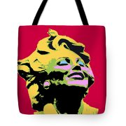 Marilyn Three Tote Bag