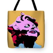 Marilyn Two Tote Bag