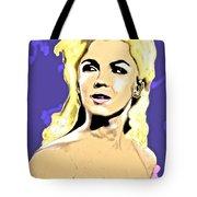 Marilyn What A Beautiful Girl Tote Bag