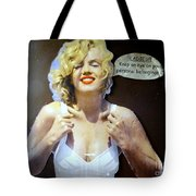 Marilyns Pointers Tote Bag