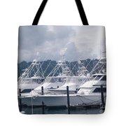 Marina Costa Rica Tote Bag