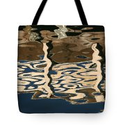 Marina Reflections Tote Bag