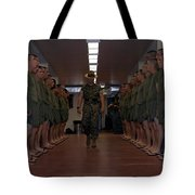 Marine Basic Training Tote Bag