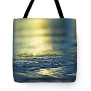 Marine Blues Tote Bag by Laura Fasulo