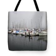 Marine Fog Tote Bag