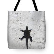 Marine Iguanas Galapagos Tote Bag