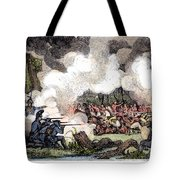 Marion: Parkers Ferry, 1781 Tote Bag