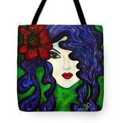 Mariposa Fairy Queen Tote Bag