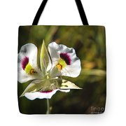Mariposa Lily Tote Bag