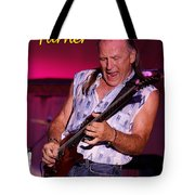Mark Rocking In Lewiston 2 Tote Bag
