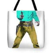 Mark It Zero Pop Art Tote Bag