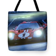 Mark 4 At Night Tote Bag