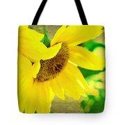 Mark Twain's Sunflowers Tote Bag