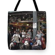 Market Buskers 3 Tote Bag