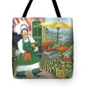 Market Chef Tote Bag
