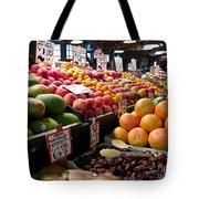Market Fresh Tote Bag