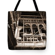 Market St. Power Plant #1 Tote Bag