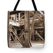 Market St. Power Plant #2 Tote Bag
