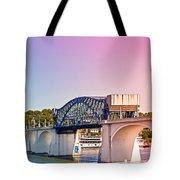Market Street Bridge Tote Bag