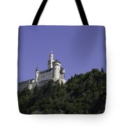 Marksburg Castle 25 Tote Bag