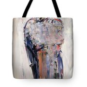 Marlene Dietrich Tote Bag