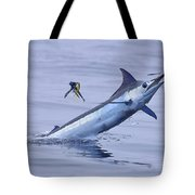 Marlin Magic Tote Bag