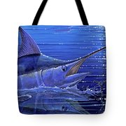 Marlin Mirror Off0022 Tote Bag