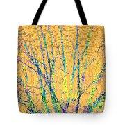 Marmalade Sky Tote Bag