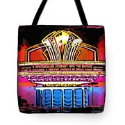 Marquee Tote Bag