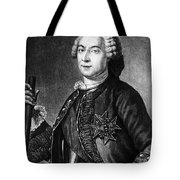 Marquis De Vaudreuil (1698-1778) Tote Bag