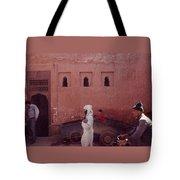 Marrakesh Life Tote Bag