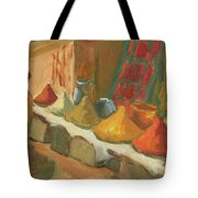 Marrakesh Market Tote Bag