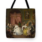 Marriage A-la-mode  The Toilette Tote Bag