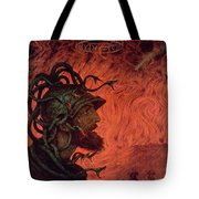 Mars Tote Bag by Hans Thoma