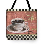 Marsala Coffee 1 Tote Bag by Debbie DeWitt