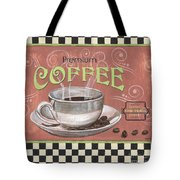 Marsala Coffee 2 Tote Bag by Debbie DeWitt