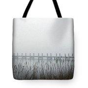 Marsh Dock Tote Bag