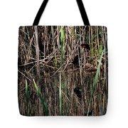 Marsh Dwellers Tote Bag