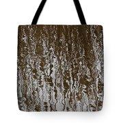 Marsh Grass Reflections Abstract 2 Tote Bag