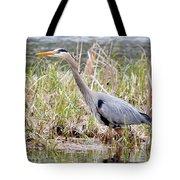 Marsh Hunter Tote Bag