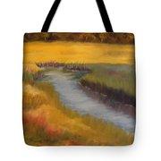 Marsh Mellow Tote Bag